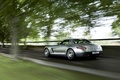 Picture speed, mercedes, benz, road, trees, sls, amg