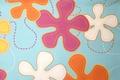 Picture color, textiles, pattern, bright, fabric, spot