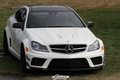 Picture white, mercedes, benz, c6.3
