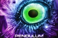 Picture pendulum, eye, witchcraft