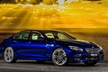 Picture 2015, AU-spec, BMW, coupe, sea, 650i, Sport, 6-Series, the evening, F06, Gran Coupe, BMW, sunset