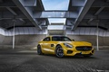 Picture Mercedes-Benz, AMG, yellow