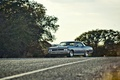 Picture Chevelle, road, trees, lights, 1966, side, Chevrolet, the sky, wheel