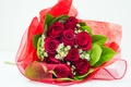 Picture flowers, flowers, romance, flower, pretty, red roses, i love you, cool, bouquet, roses, romantic, lovely, ...