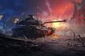 Picture M 41 90 GF, German Bulldog, The WGL Grand Finals 2016, WoT, World Of Tanks, ...