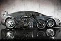 Picture bike, motorcycle, Bugatti, Custom, 2011 Mansory, Mansory, Zapico, mansory zapico, carbon, tuning, Veyron custom, custom, ...