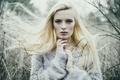 Picture look, girl, portrait, Claudia Zakrzewski