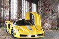 Picture Edo Competition, front view, Ferrari Enzo, the door, post, Windows