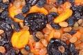 Picture raisins, apricots, dried apricots, dried fruits, prunes, grapes, prunes, damson