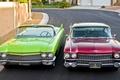 Picture 1960, retro, classic, the front, 1959, Cadillac