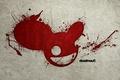 Picture mouse, blood, deadmau5, DJ Deadmau5, deadmaus, DJ, spot