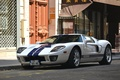 Picture Ford, Blue, France, White, Stripes, Ecurie, gt