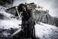 Picture House, Fantasy, Fire, Rock, Winter, Warrior, Steel, Snow, Game, Game of Thrones, Boy, EXCLUSIVE, Weapon, ...