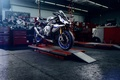 Picture Yamaha, Carbon, Blue, Racing, Cologne, Superbike, Motocycle, Flare, R1M