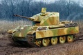 Picture self-propelled, Kelian, anti-aircraft, Flakpanzer V Coelian, art, WW2, road, installation, German, prototype, APU