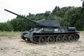 Picture Soviet, average, T-34-85, tank