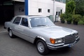 Picture w116, Mercedes-Benz, silver