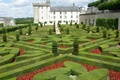 Picture France, plants, spring, garden, France, garden, spring, The Castle Of Villandry, Castle Villandry