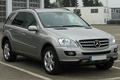 Picture CDI, Mercedes-Benz, (W164), ML320, 4MATIC