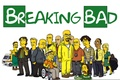 Picture The simpsons, Breaking bad, Breaking Bad, The Simpsons