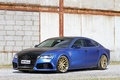 Picture audi, Racing, sportback, rs7