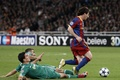 Picture PLAYERS, the ball, football, lionel messi, Lionel Messi, Barcelona, sport, Wallpaper, player, match
