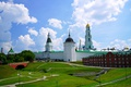 Picture Church, Moscow, temple, Russia, Trinity, Temples, Lavra
