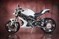 Picture Vilner Design, Ducati Monster 1100 EVO, White, Bike