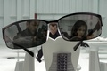 Picture reflection, room, glasses, Resident evil, Resident Evi