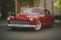 Picture Mercury, retro, classic, the front