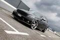 Picture clouds, C63 AMG, auto wallpapers, rims, MEC Design, parking, machine, cars, car Wallpaper, black, black, ...