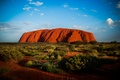 Picture rock, Australia, Mount Uluru, Ayers Rock