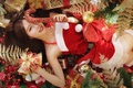 Picture toys, holiday, girl