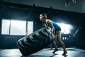 Picture crossfit, workout, Janna Breslin