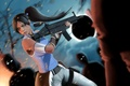 Picture weapons, The Last Airbender, girl, Times, art, Avatar, zombies
