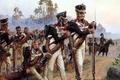 Picture history, soldier, Averyanov Alexander, june 1812, uniform, war
