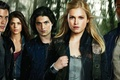 Picture Marie Avgeropoulos, Hundred, The 100, Eliza Taylor, Thomas McDonell