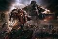 Picture Relic Entertainment, Minigun, Equipment, Mech, Warhammer, Minigun, Warhammer 40 000: Dawn of War III, Sega, ...