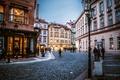 Picture The Old Town, the city, The Czech Republic, the evening, Prague, Czech Republic, Staré Město, ...