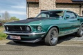 Picture Mustang, Ford, 1969, Mach 1