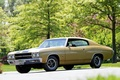Picture Chevrolet, Chevrolet, muscle car, muscle car, 1970, the front, 454, Chevelle, Hardtop Coupe