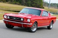 Picture Mustang, Fastback, '1966