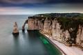Picture sea, rock, shore, arch, beach