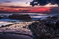 Picture Sydney, Manly beach, sunrise