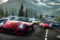 Picture Road, Mountains, Ferrari, Race, Landscape, Enzo, Group, 458 Italia, F12 Berlinetta, Need For Speed : ...
