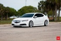 Picture Silver, Vossen Wheels, VFS-6, 42877, TLX, Acura