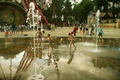 Picture children, the city, Park, holiday, fountains