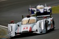 Picture 24 hours of le mans, the audi r18 e-tron quattro, toyota TS030 Hybrid