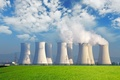 Picture steam, nuclear power, vast, global warming, climate, energy, power, electricity, progress, technology, sky