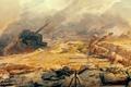 "Picture ""Battle of Stalingrad"", the hero-city of Volgograd, panorama, fragment, Museum"